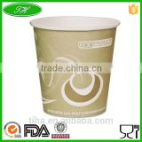 Single Walled Hot Drink Cups for Vending Machine, Cold Cup