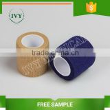 Super quality hot-sale hand tearable cohesive bandage