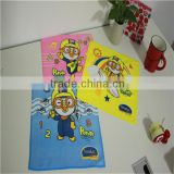 Alibaba wholesale 100% cotton embroidered baby hand towels