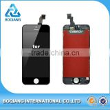Repair mobile phone for iphone 5c lcd touch screen digitizer assembly , Grade AAA for iphone 5c digitizer assembly
