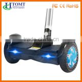8inch Smart balance wheel 2 wheels chariot powerboard hoverboard with off-road tyre, 10 inch electric scooter