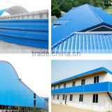 walk ways fences & barn Metal Roof Application