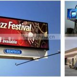 New technology Transparent Screen led display p10,p6 outdoor led display