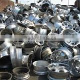 Inquiry about Aluminum wheel scrap
