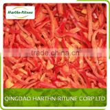 Chinese hot sales product new crop Frozen IQF red/green bell pepper good quality best price