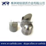 Tough Hardness cemented carbide button tips, mining button bits, rock drill bits