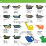 Page 5-6 2016 Hot selling and most popular artificial plastic duck decoy for hunting decoy