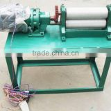2015 new high quality electric beeswax comb foundation sheet machine / beeswax sheet making machine