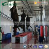 Turnkey Halal Cattle Slaughtering Line Equipment Machine For Slaughterhouse Abattoir Project