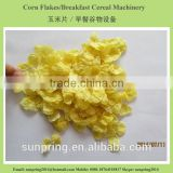 Toasted Extrusion Corn Flake Making Machine