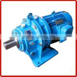 Cyclo ac low rpm small electric motor with gear reducer,gearbox,cycloidal gear motor equivalent as Sumitomo