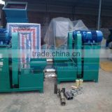 sticks wood/biomass briquette extruder machine China supplier