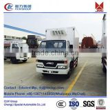 JMC 4*2 type 3 m~4 m refrigerated vans