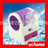 UCHOME Handheld charge air conditioning mini handheld fan usb portable mini electric fan small fan