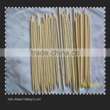 Low price 100% Natural Round Bamboo Stick bamboo skewer 40cm (website magics2009)