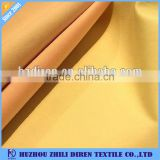 100% Polyester yellow Peach Skin Fabric