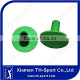 hot sale rubber tube golf tees with customer logo