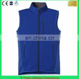 Sleeveless Polar Fleece Gilet/High Quality New Design Fashion Style Fleece Men Vest-- 6 Years Alibaba Service