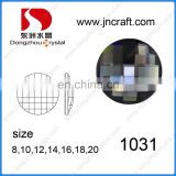 Loose flat back glass stone ,wholesale sew on glass stones for garment