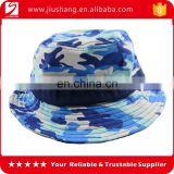100% cotton fashion Colorful kids bucket hat