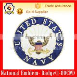 NEW Military Car Grill Emblem Badge - United States US Navy Official Seal 3inch(HH-emblem-035H)