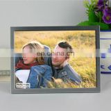 simple style aluminum cheap photo frame show sweet love metal picture frame gift factory