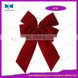 ribbon bow with rubber band