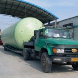 Fiberglass Storage Tanks Industrial Waste Water Treatment