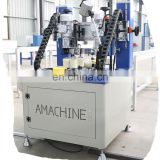 Excellent knurling and strip feeding machine for aluminum window and door