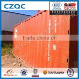 cheapest 20 foot used cargo shipping container in China