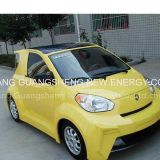 I'm very interested in the message '4 seats solar electric car' on the China Supplier