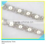Fancy 888 Crystal Rhinestone Garment Accessories Metal Trims 10 Yards