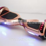 Gyroor two wheel electric scooter self balancing electric drifting board with LED Light CE UL2272 FCC UN38.3 Cert