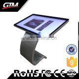 47 inch Floor Full HD 1080p Indoor Stand Alone Digital Signage Advertising TV LCD Screen Equipment
