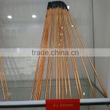 Round Copper Coated Carbon Electrodes (DC)