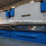 WE67K-400/6120 electro hydraulic cnc plate bending machine for sale