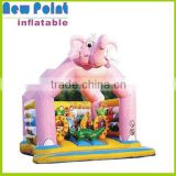 Pink pig inflatable bouncers inflatable bounce house inflatable jumpers for kids