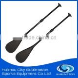 High quality Carbon fiber paddle board sup board/ fiberglass paddle/fiber kayak surfboard paddle
