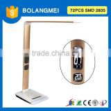 5-grade brightness adjustable by the touch dimmer with rgb base LED table lamp for children study