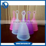 top 100% Medical Grade Silicone Menstruation Cups Feminine Hygiene Reusable Woman Menstrual Cup