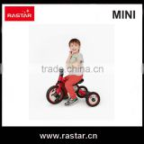 Rastar toys BMW MINI licensed kids tricycle bike bicycle