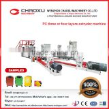 high quality plastic extruder polypropylene bag making machine                                                                         Quality Choice