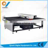 1325 laser metal cutting machine price, 260watt Reci laser tube 30mm acrylic cutting machine