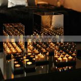 factory directly tea light candle holder infinity best selling items China                                                                                                         Supplier's Choice