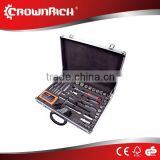 81pcs China manufacturers empty tools box/Socket Set/machine tool set