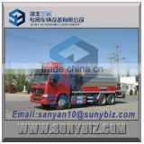 6*4 sino truck asphalt distributor truck 10 wheel asphalt spray truck 3 axles asphalt tank truck asphalt truck for sale