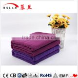 High Grade Multiple Colors Flannel Electric covers Blanket Electric Heating Blanket made in China