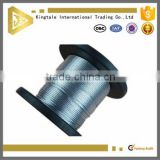 hot diped galvanized aircraft wire cable