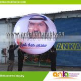 Wholesale inflatable led helium balloon for advertising ( Guangzhou, Anka)