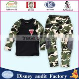 Factory direct sales Children's wear 2 pieces set kids clothes child suits baby clothing